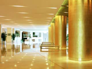 Athens Hilton HotelLobby