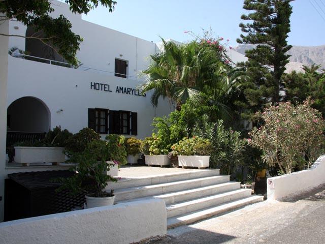 Amaryllis Hotel: