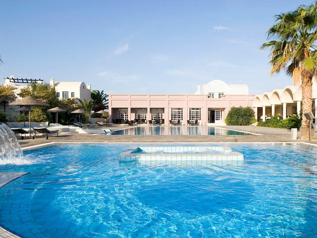 9 (Nine) Muses Santorini Resort: