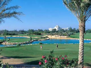 JA Palm Tree Court & SpaGolf Course
