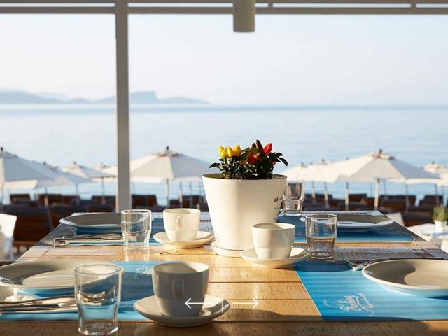 Lichnos Beach Hotel: