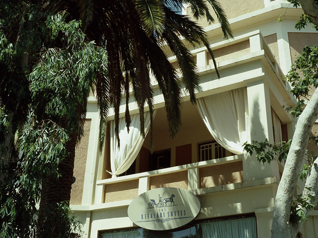 Kefalari Suites HotelExterior View