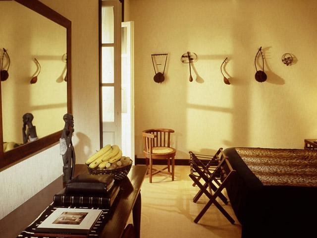 Kefalari Suites HotelAfrica Junior Suite