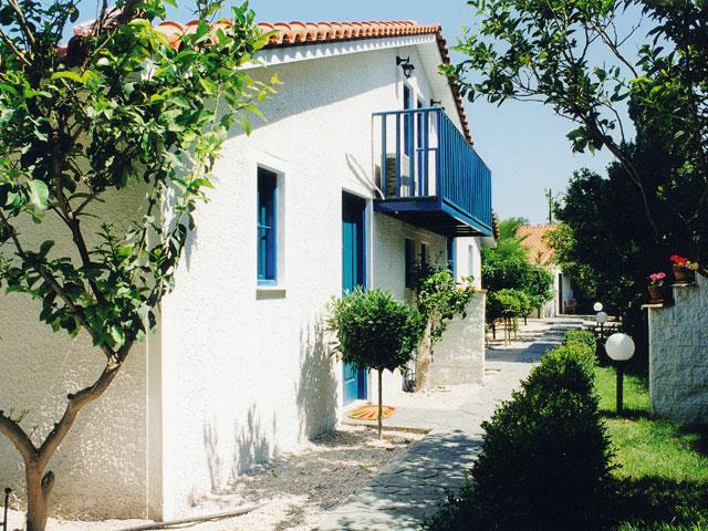 Green Village: Exterior View