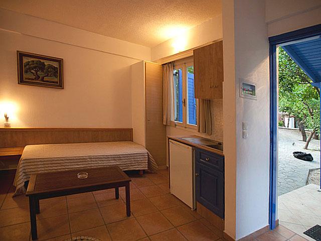 Green Village: Bedroom