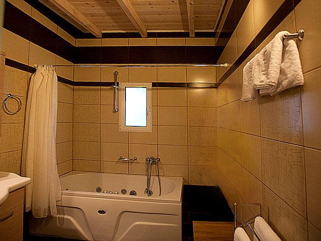 Green Village: Bathroom