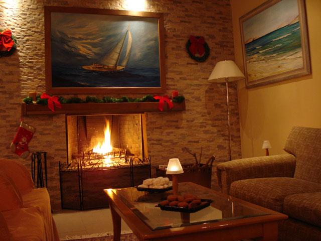 Green Village: Living Room