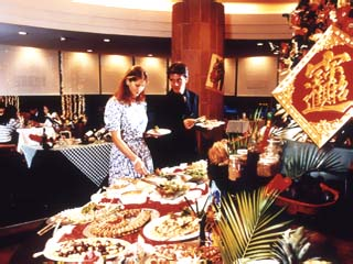 Regal Shanghai East Asia HotelStadium Cafe