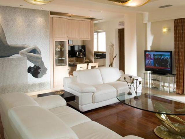 Caldera VillasLiving Room