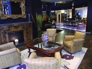 Plaza HotelHall