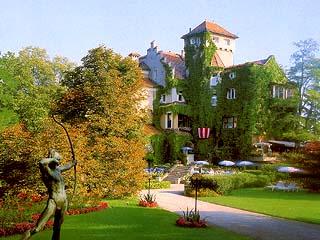 Schloss Monchstein Hotel