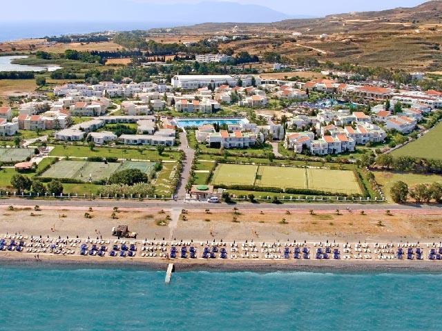 Kipriotis Village Resort, hotels Psalidi, Kos, Dodecanese Islands, Greece