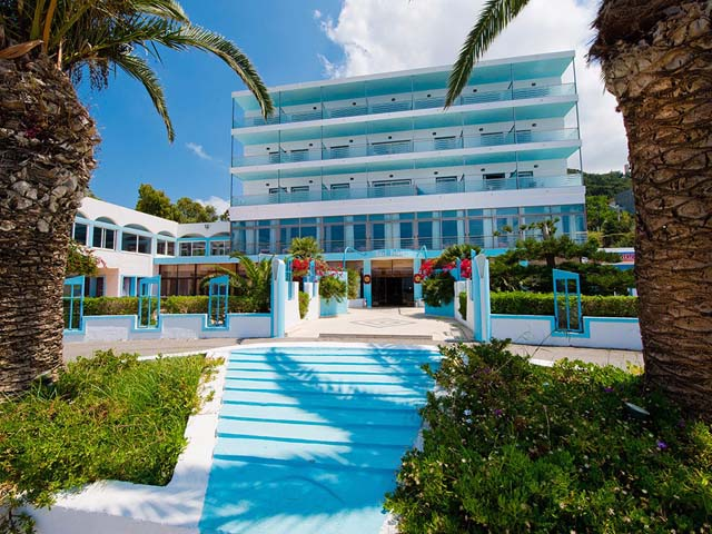 Book Now: Belair Beach Hotel