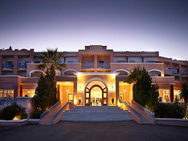 Mitsis Rodos Village, Kiotari hotels & resorts, luxury accommodation