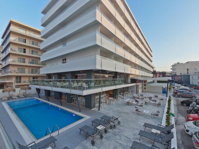Alexia Premier City Hotel (Adults Only)