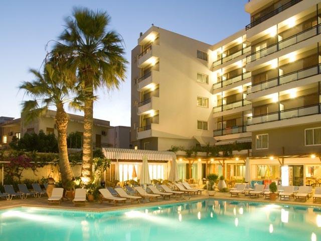Best Western Plaza Hotel  4 Stars Luxury Hotel In Rhodes