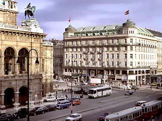 Bristol Vienna Hotel