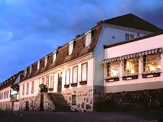 Rusthallargarden Hotel