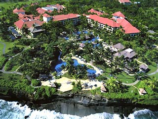 Pan Pacific Nirwana Bali Resort (ex Le Meridien Nirwana Resort and Spa)