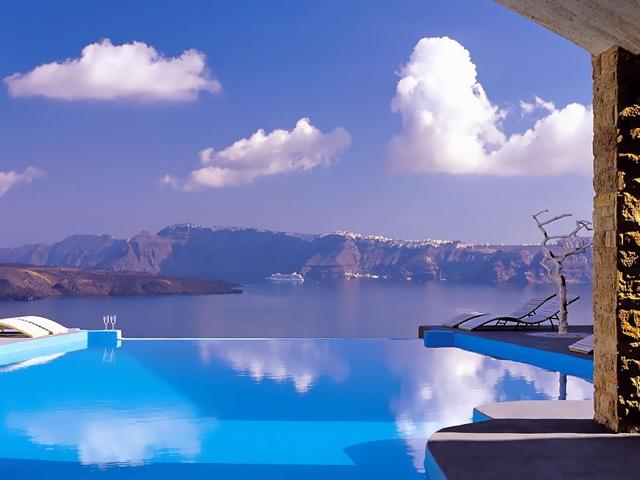 Astarte Suites Hotels Akrotiri Santorini Cyclades