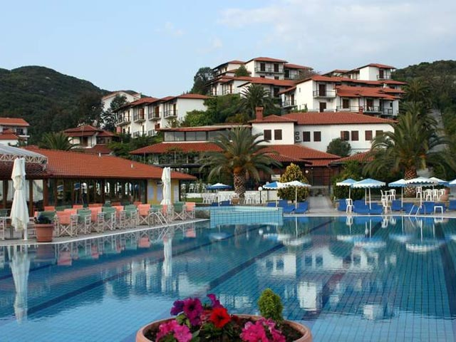 Book Now: Aristoteles Holiday Resort & Spa