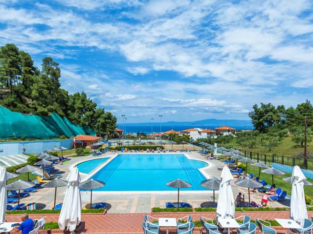 Book Now: Atrium Hotel Halkidiki