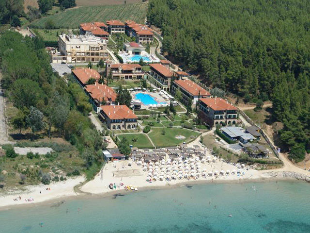 Calimera Simantro Beach Hotel