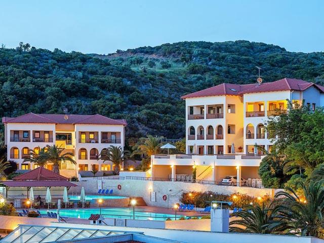 Theoxenia Hotel Ouranoupolis