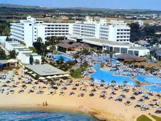 Adams Beach Hotel Panoramic View