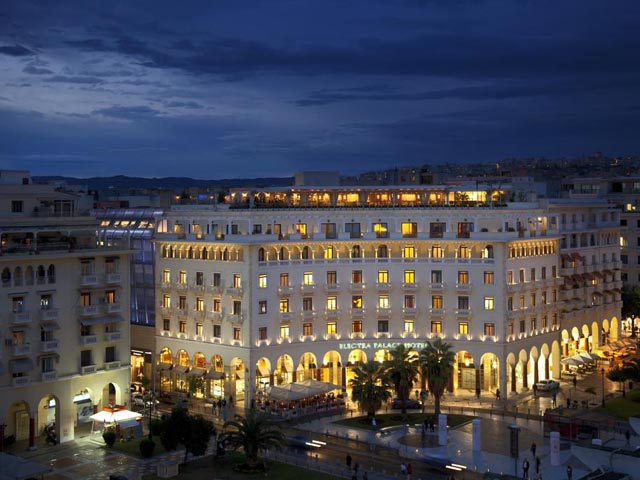 Book Now: Electra Palace Hotel Thessaloniki