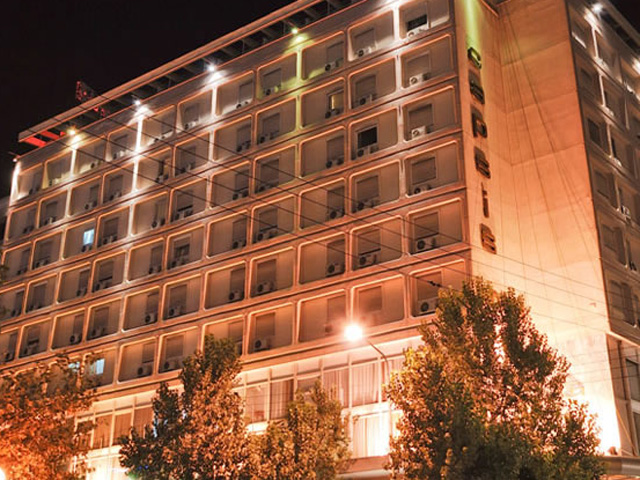 Book Now: Capsis Hotel Thessaloniki