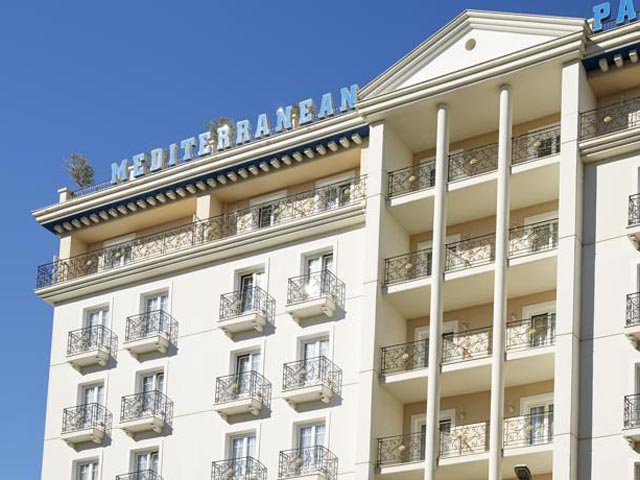 Book Now: Mediterranean Palace Hotel