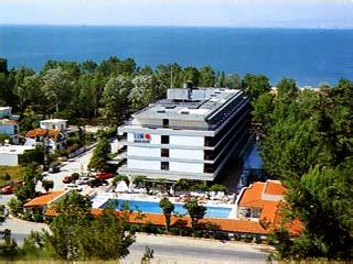 Sun Beach Hotel Exterior View