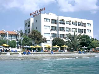 Michael's Beach Hotel, Apartments