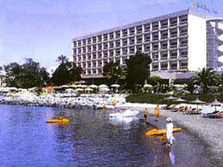 Crowne Plaza Limassol (ex Holiday Inn Limassol)