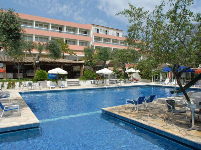 Book Now: Alexandros Hotel Corfu