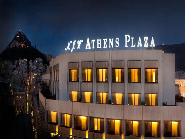 Athens Plaza NJV Hotel