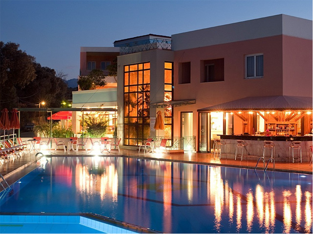 Book Now: Ilianthos Village Luxury Hotel & Suites