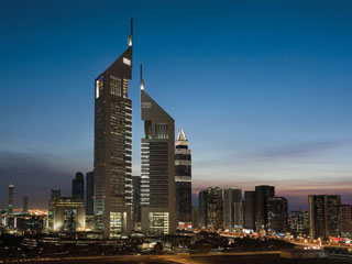 Book Now: Emirates Towers Hotel