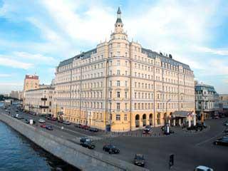 Baltschug Kempinski Hotel Moscow