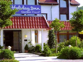 Holiday Inn Garden Court Hotel