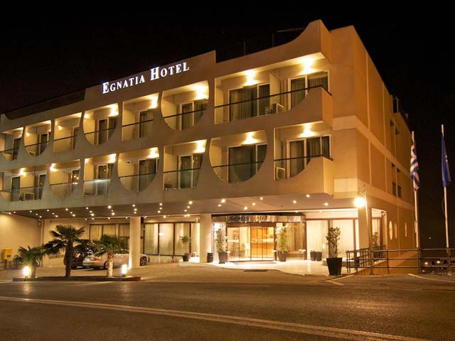Egnatia City Hotel and SPA