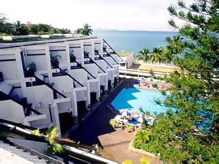 Centara Grand Mirage Beach Resort Pattaya (ex Central Wong Amat Beach Resort)