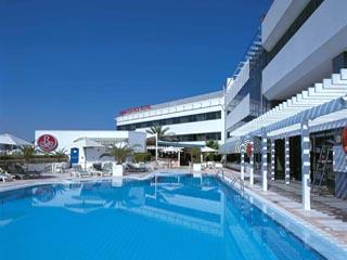 Crowne Plaza Dubai - Deira (ex Renaissance Dubai Hotel)