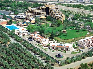 Danat Al Ain Resort (ex InterContinental Resort Al Ain)
