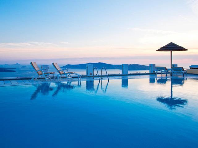 Santorini Princess Luxurious Spa Hotel