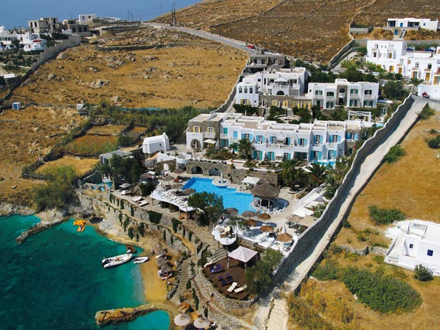 Book Now: Kivotos Mykonos Hotel