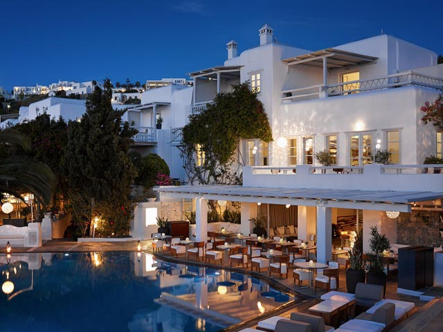 Book Now: Belvedere Hotel Mykonos