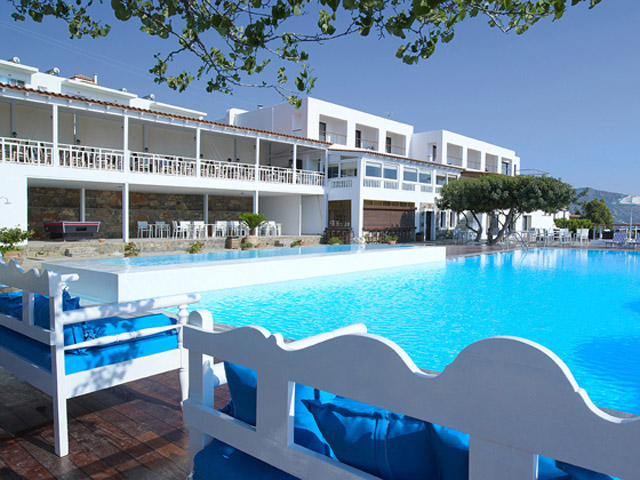 Book Now: Elounda Ilion Hotel & Bungalows