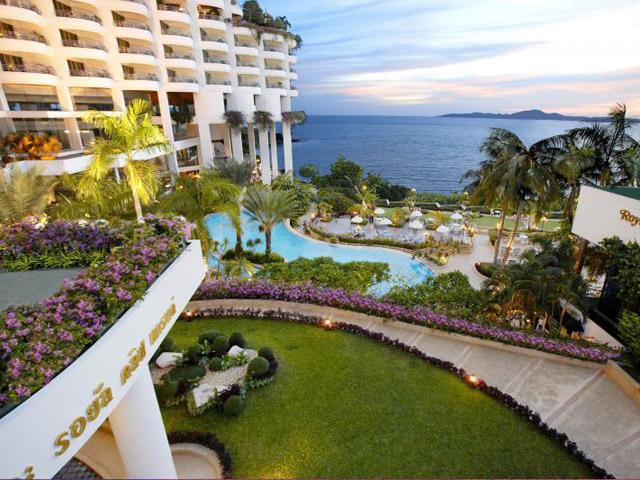 Royal Cliff Grand Hotel & Spa